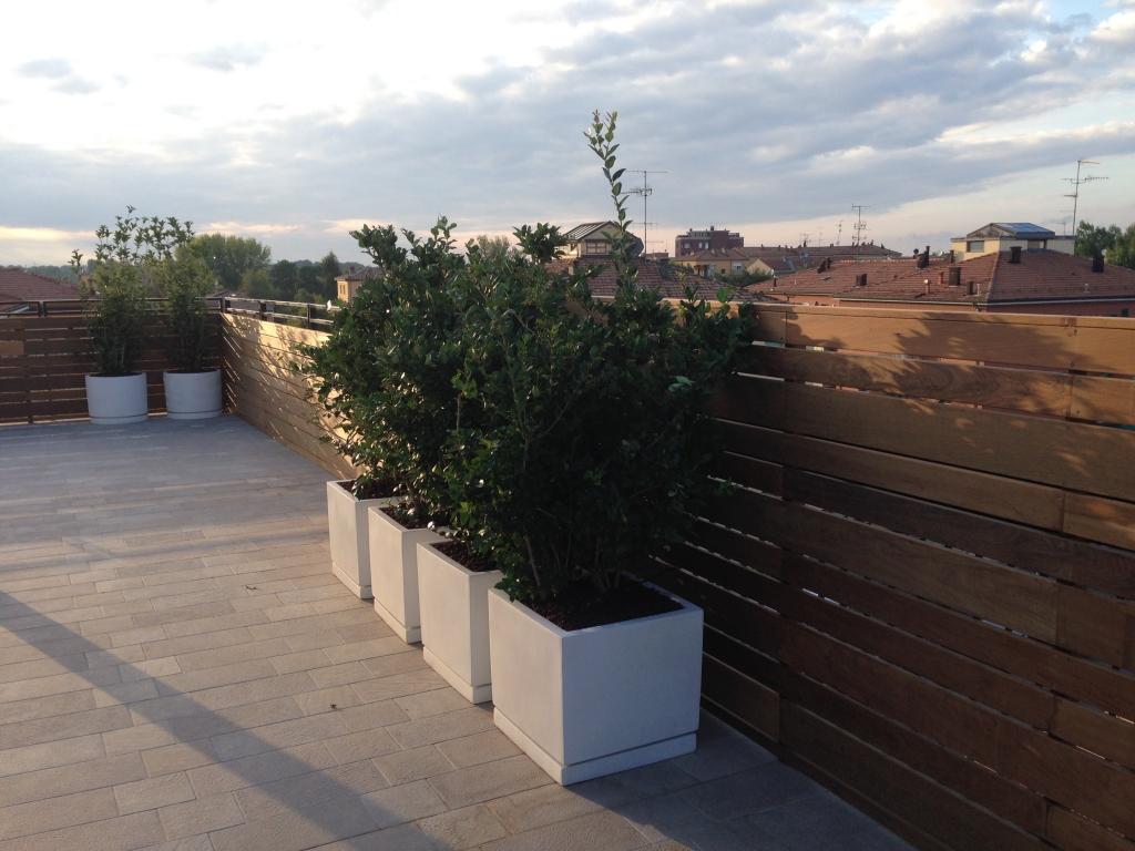 Realizzazione Terrazzo Bologna, Terrazza Privata Bologna